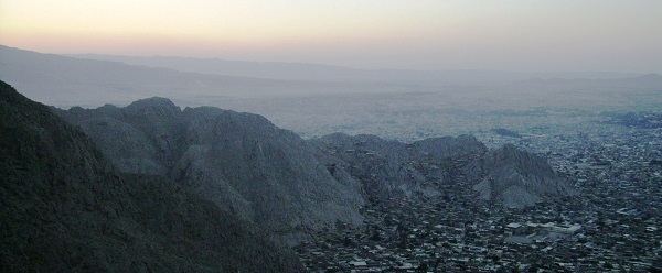 Quetta, Balochistan. Photo by Merrill Findlay.
